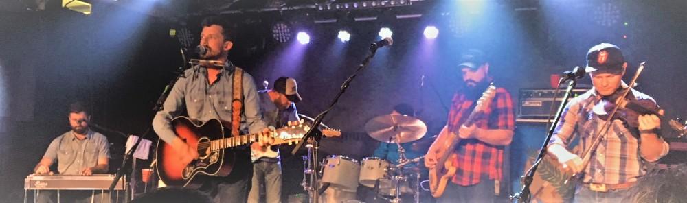 Turnpike Troubadours, Asheville, NC 05/17/2018